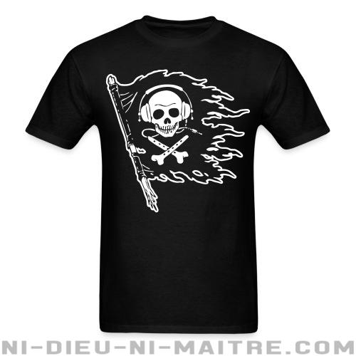 Pirate - T-shirt Militant