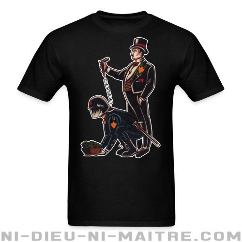 Police Puppies - T-shirt ACAB anti-violence-policiere