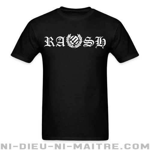 RASH - T-shirt Anti-Fasciste