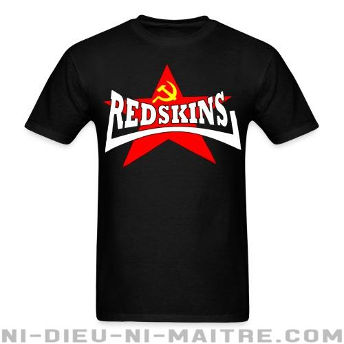 T-shirt standard unisexe Red skins - Skinheads