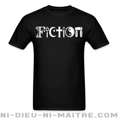 T-shirt standard unisexe Religion Fiction - Athéisme