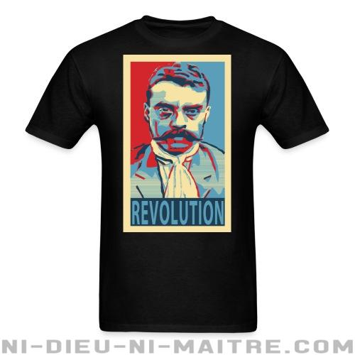 Revolution (Emiliano Zapata) - T-shirt Zapatiste