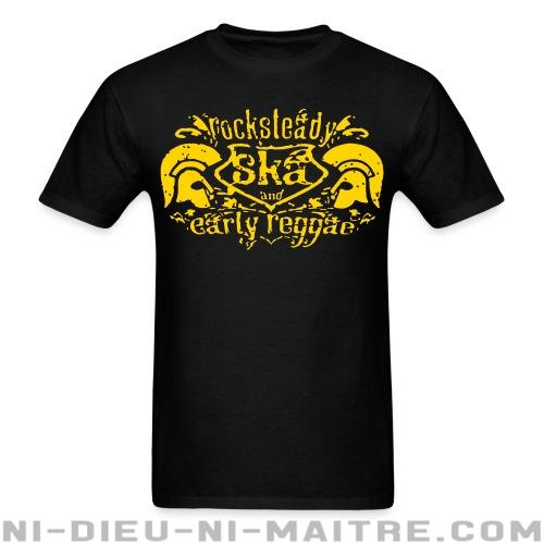 Rocksteady SKA and early reggae - T-shirt Ska
