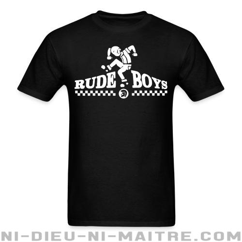 Rude boys  - T-shirt Skinhead