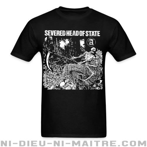 T-shirt standard unisexe Severed Head Of State -
