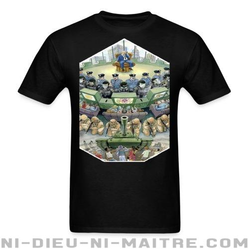 Society Hierarchy - T-shirt Militant