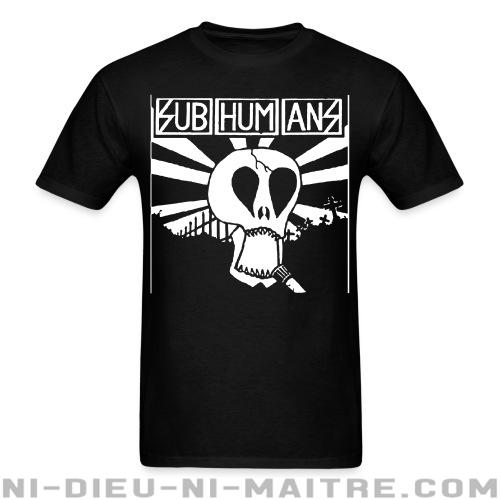 Subhumans - T-shirt Band Merch