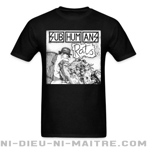 T-shirt ♂ Subhumans - Rats -