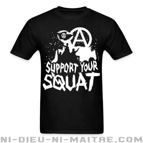 Support your squat