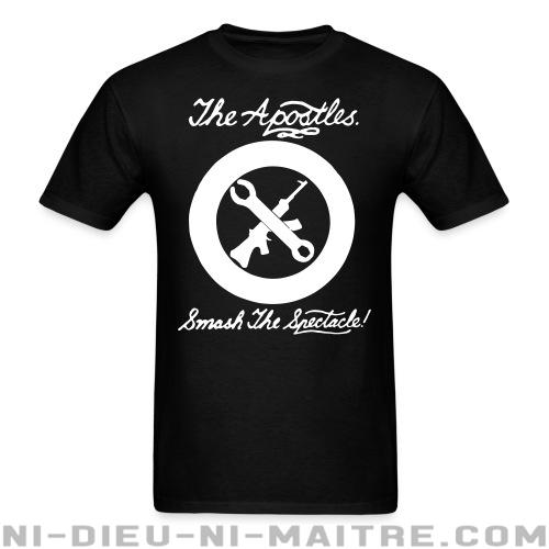 T-shirt ♂ The Apostles - Smash the spectacle! -