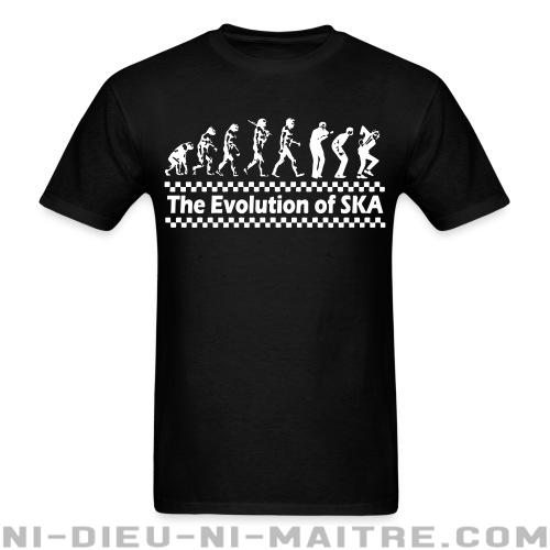 The evolution of SKA - T-shirt Ska