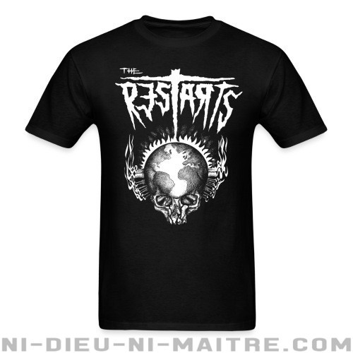 The Restarts - T-shirt Band Merch