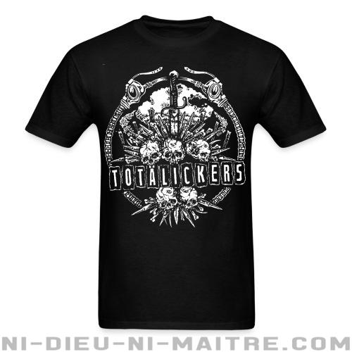 Totalickers - T-shirt Band Merch