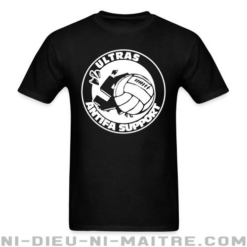 T-shirt standard (unisexe) Ultras antifa support - Antifa & Anti-racisme