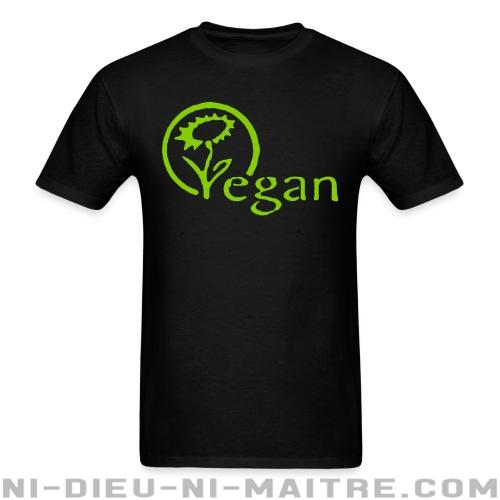 T-shirt ♂ Vegan - Libération animale