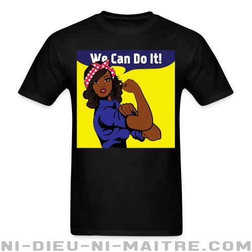 We can do it! - T-shirt Féministe
