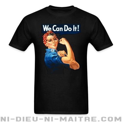 T-shirt standard unisexe We can do it! (Rosie The Riveter) - Féminisme & LGBTQ+