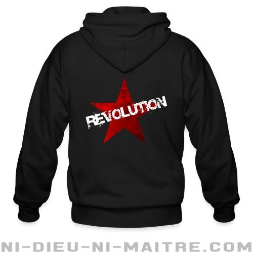 Revolution - Sweat zippé Militant