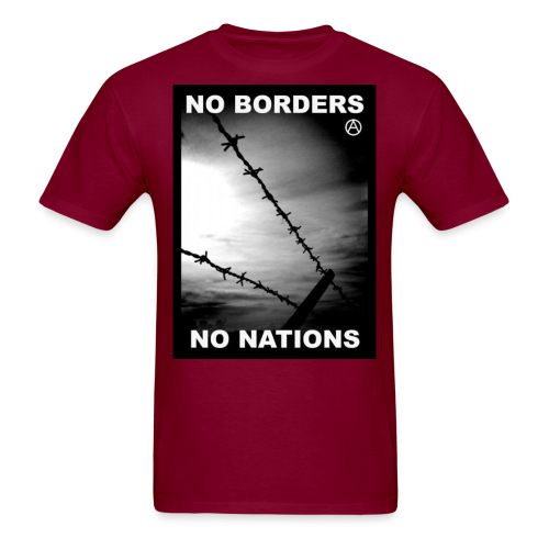 No borders no nations