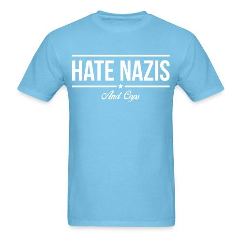 Hate nazis and cops