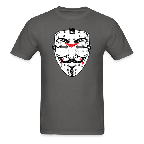 Anonymous mask Friday 13th