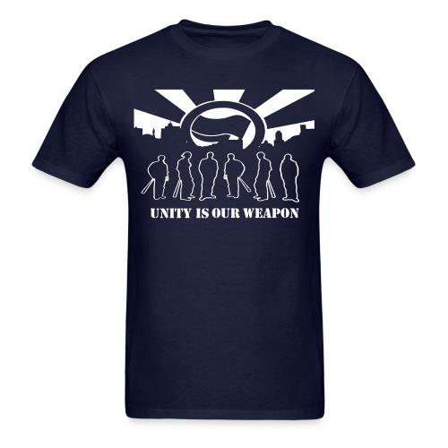 Unity is our weapon