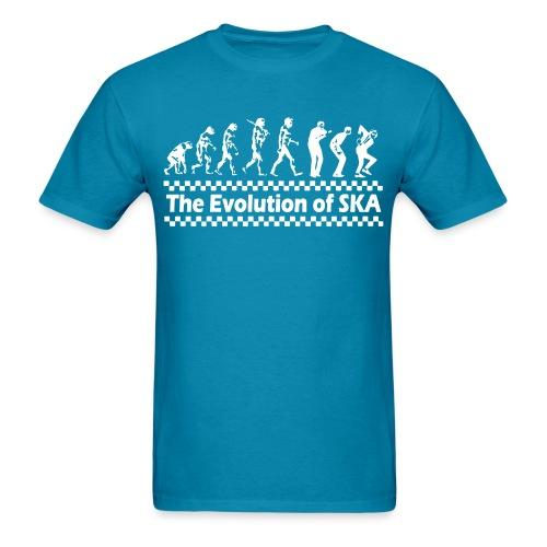 The evolution of SKA