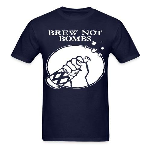 Brew not bombs