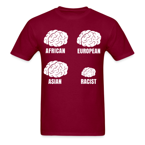 Racist small brain