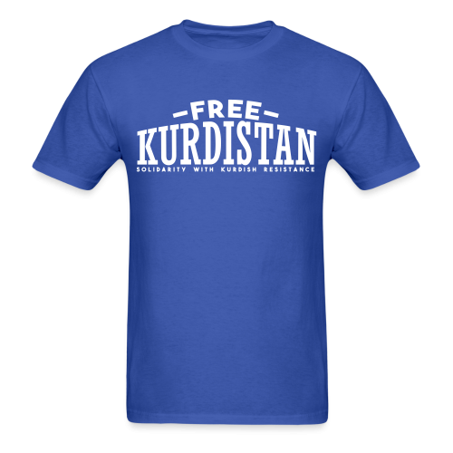 Free Kurdistan! Solidarity with kurdish resistance