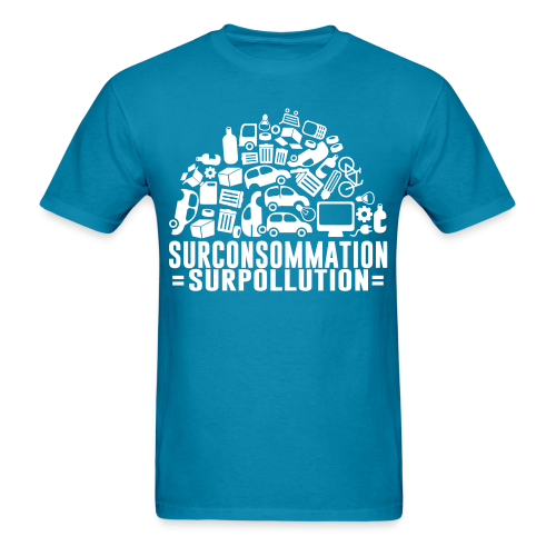 Surconsommation = surpollution