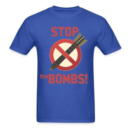 Stop the bombs