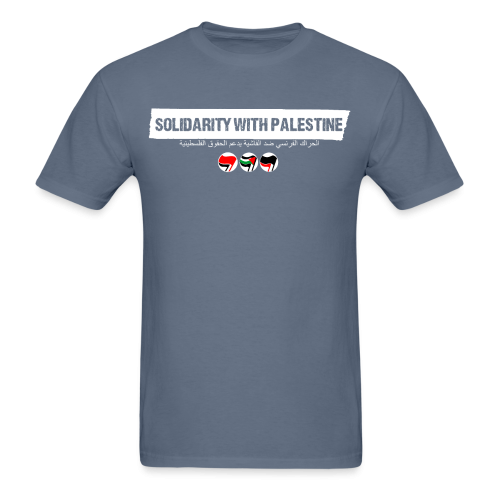 Solidarity with Palestine