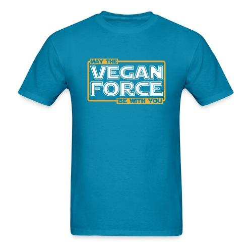 May the vegan force be with you