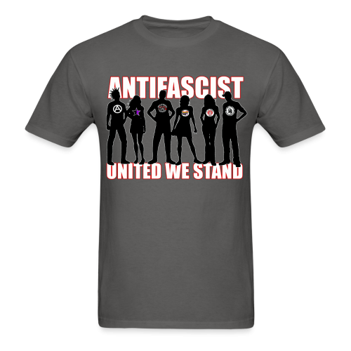 Antifascist united we stand