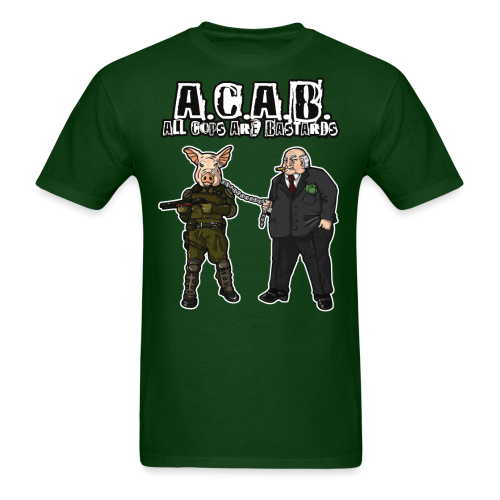 A.C.A.B All Cops Are Bastards