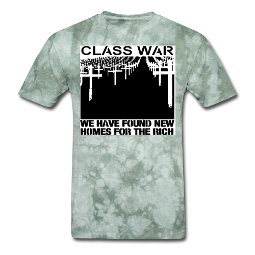 Class war - we have found new homes for the rich