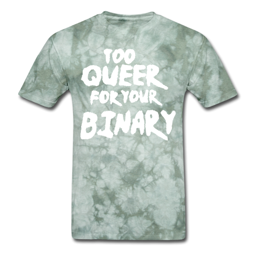 Too queer for your binary