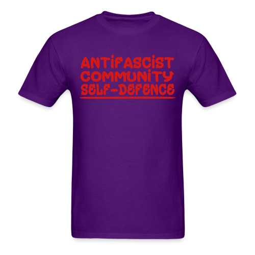 Antifascist community self-defence