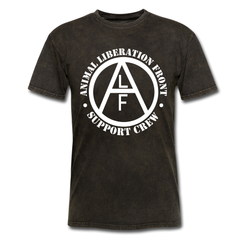ALF Animal Liberation Front support crew