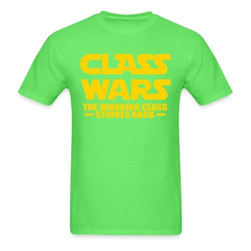 Class wars - the working class strikes back