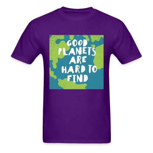Good planets are hard to find