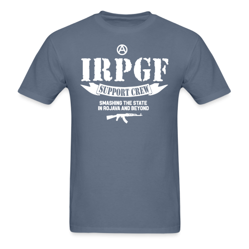 IRPGF - Smashing the statein rojava and beyond
