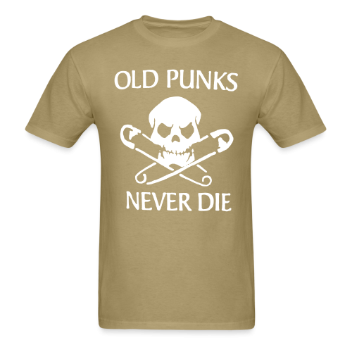 Old punks never die