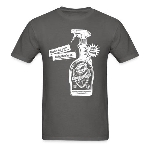 Clean up your neighborhood! Antifa cleaning agent 100% anti-fascist