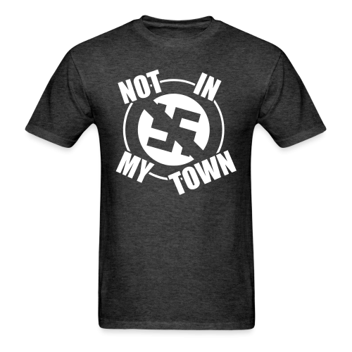 Nazis not in my town
