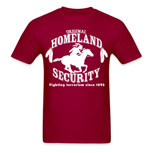 Original homeland security - fighting terrorism since 1492