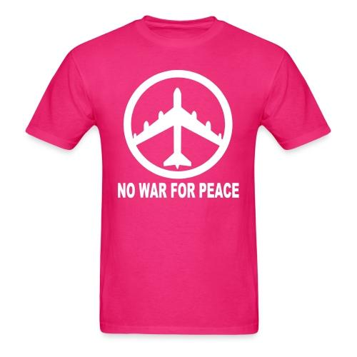 No war for peace