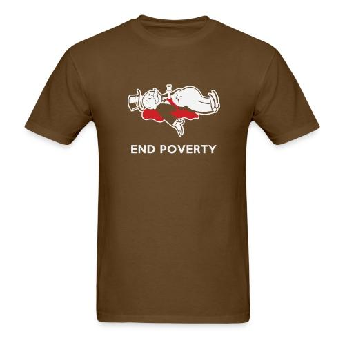 End poverty