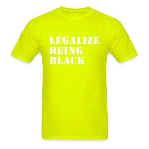 Legalize Being Black